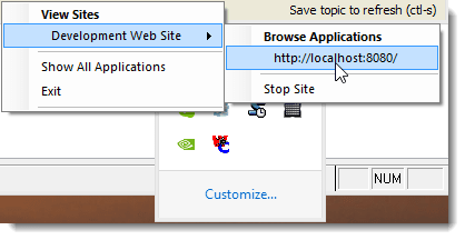 IIS Express Configuration for Web Connection - West Wind Web Connection